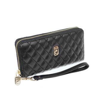 Tipperary Crystal Palermo Wallet - Black