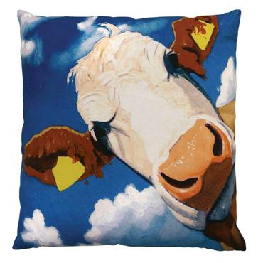 Eoin O Connor The Boss 45cm Cushion by Tipperary Crystal