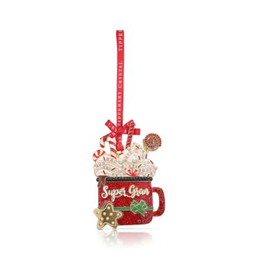 Super Gran Christmas Decoration - Tipperary Crystal