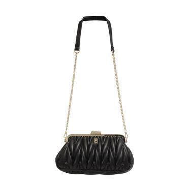 Tipperary Crystal - Marseilles Weave Bag - Black