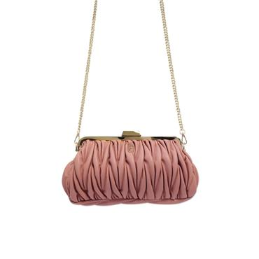 Tipperary Crystal - Marseilles Weave Bag - Pink
