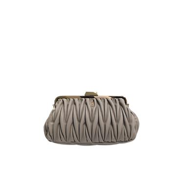 Tipperary Crystal - Marseilles Weave Bag - Grey
