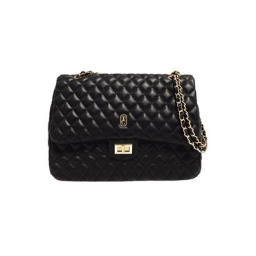Tipperary Crystal Palermo Large Padded Bag - Black