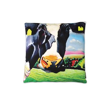 Eoin O Connor The Belle of The Ball 45cm Cushion by Tipperary Crystal