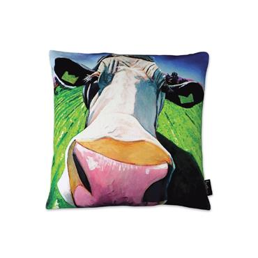 Eoin OConnor The Moover And Shaker Cushion -Tipperary Crystal
