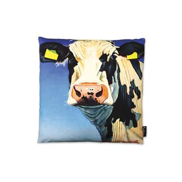 Eoin O Connor The Young Buck 45cm Cushion by Tipperary Crystal