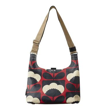 Orla Kiely Mini Sling Bag - Poppy