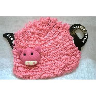 Peter the Pig Tea Cosy