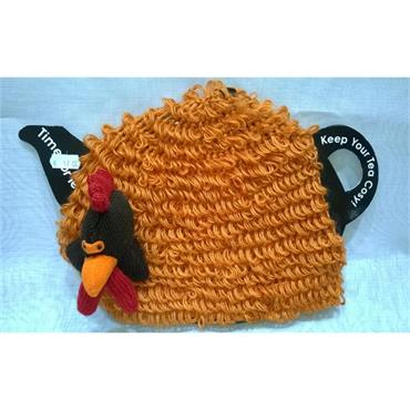 Charlie the Chicken Tea Cosy