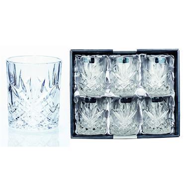 Newgrange Living Adare Whiskey Glasses (Set of 6)