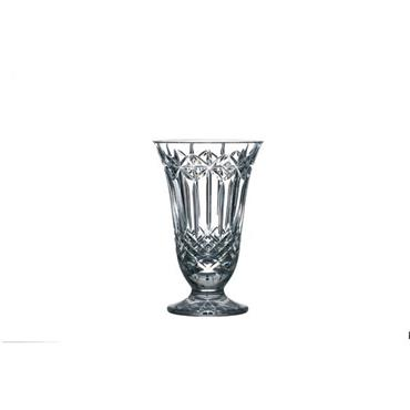 "Waterford Crystal Starburst 10"" Vase"