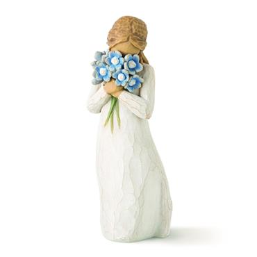 Forget Me Not by Willow Tree