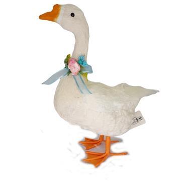 Floral Goose