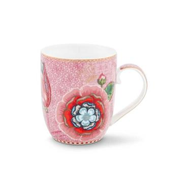 Pip Studio Spring to Life Mug Small Pink