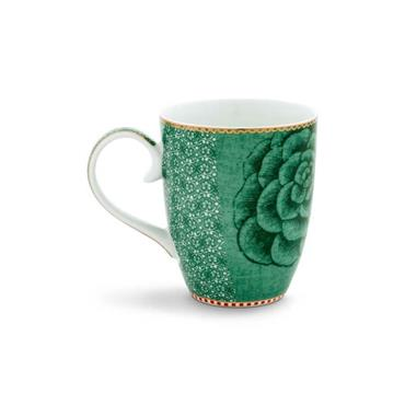 Pip Studio Spring to Life Mug Large Green