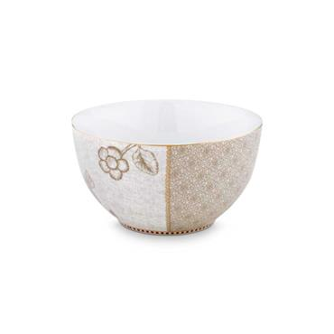 Pip Studio Spring to Life Bowl Off White