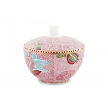 Pip Studio Spring to Life Sugar Bowl Pink
