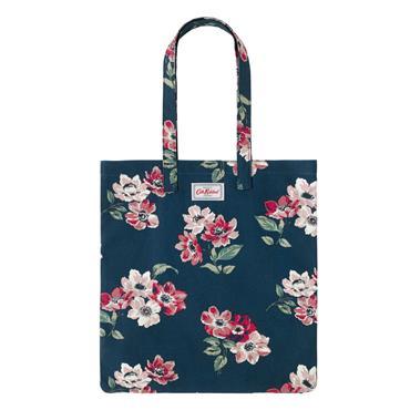 Cath Kidston Anemone Bouquet Cotton Book Bag