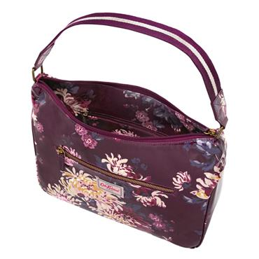 Cath Kidston York Flowers Curve Shoulder Bag