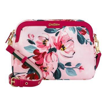 Cath Kidston Crossbody Bag - Paintbox Flowers Aster
