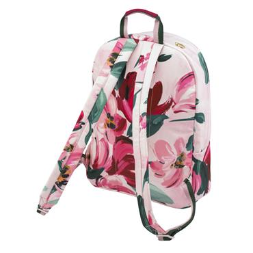 Cath Kidston Aster Backpack Paintbox Flowers Large - Light Pink