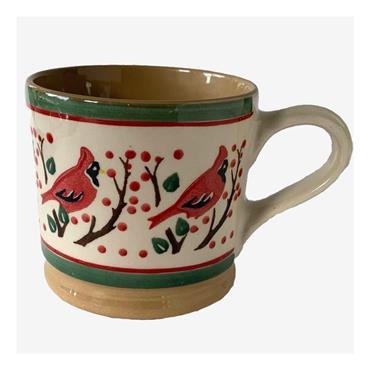 Large Nicholas Mosse Berry Bird Mug