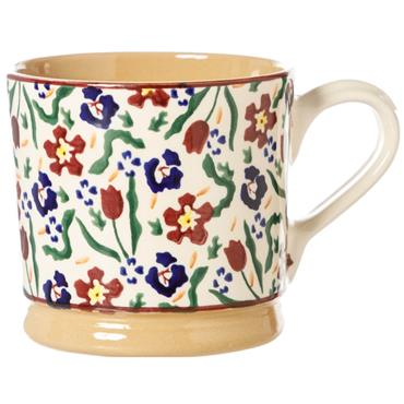 Large Nicholas Mosse Wild Flower Meadow Mug