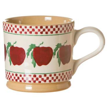 Nicholas Mosse Pottery Large Mug Apple