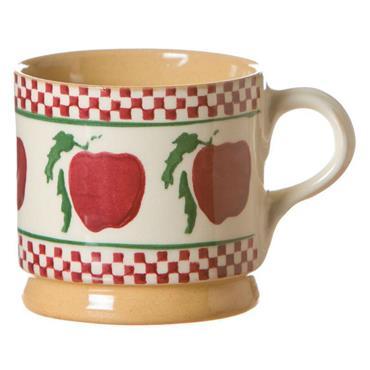 Nicholas Mosse Pottery Small Mug Apple