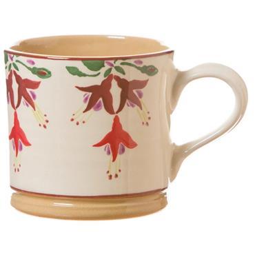 Nicholas Mosse Pottery Large Mug Fuchsia
