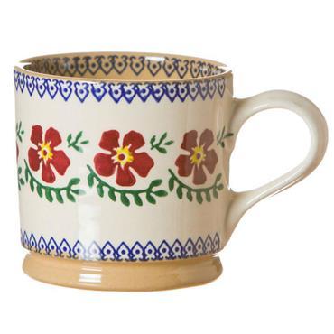 Nicholas Mosse Pottery Large Mug Old Rose