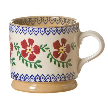 Nicholas Mosse Pottery Small Mug Old Rose