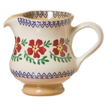 Nicholas Mosse Pottery Tiny Jug Old Rose