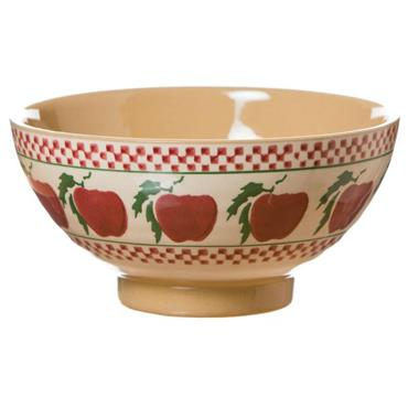 Nicholas Mosse Pottery Vegetable Bowl Apple