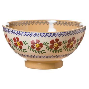 Nicholas Mosse Pottery Vegetable Bowl Old Rose