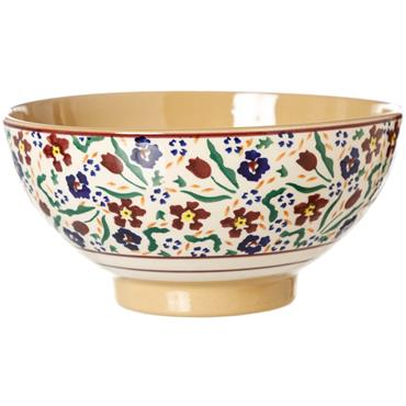 Vegetable Bowl Wildflower from Nicholas Mosse Pottery