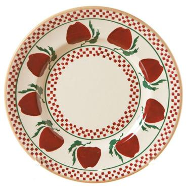 Nicholas Mosse Pottery Side Plate Apple