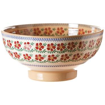 Pottery Salad Bowl by Nicholas Mosse