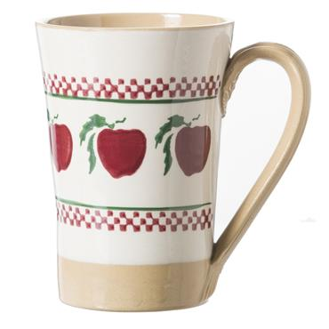 Tall Apple Mug by Nicholas Mosse