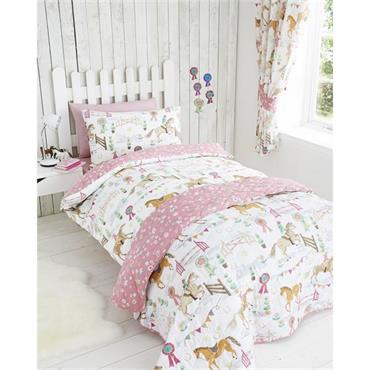 Horse Show Duvet Set - Double
