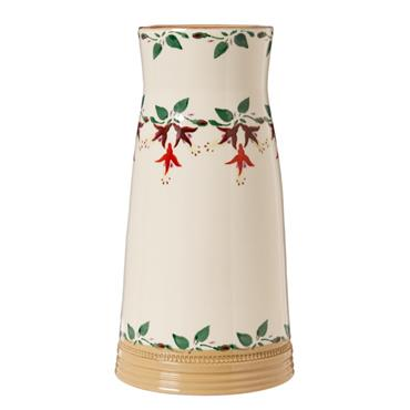 Large Tapered Vase Fuchsia