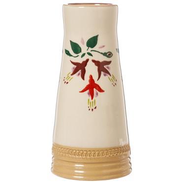 Small Tapered Vase Fuchsia