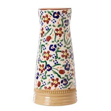 Small Tapered Vase Wild Flower Meadow