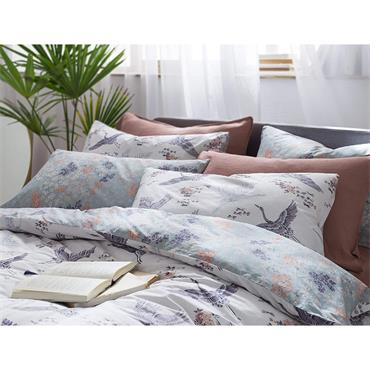 Floral Flight Duvet Cover Set by FatFace