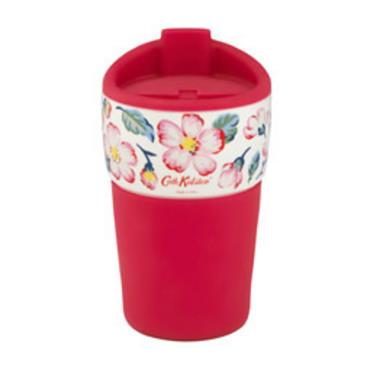 Cath Kidston Climbing Blossom Silicone Travel Cup