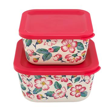 Cath Kidston Climbing Blossom Lunch Box Set