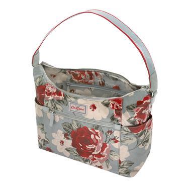 Cath Kidston Heywood Shoulder Bag - New Rose Bloom