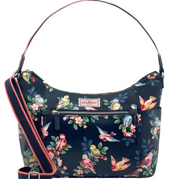 Cath Kidston Heywood Shoulder Bag - Spring Birds
