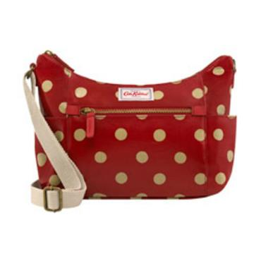 Cath Kidston Heywood Cross Body Bag - Button Spot
