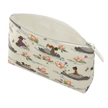 Cath Kidston Disney Jungle Book Matt Cosmetic Bag - Cream
